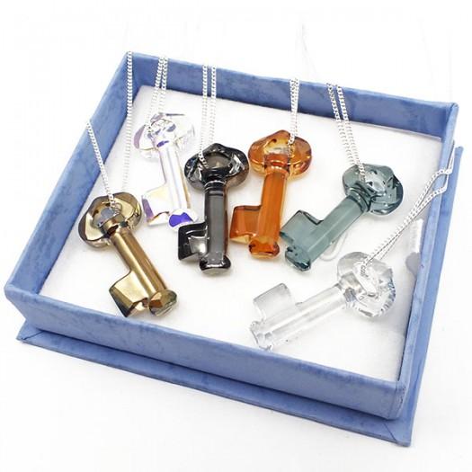 Swarovski Key Pendants Designed Yoko Ono