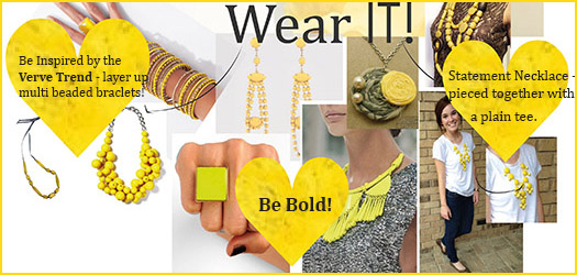 View All Our Yellow Products