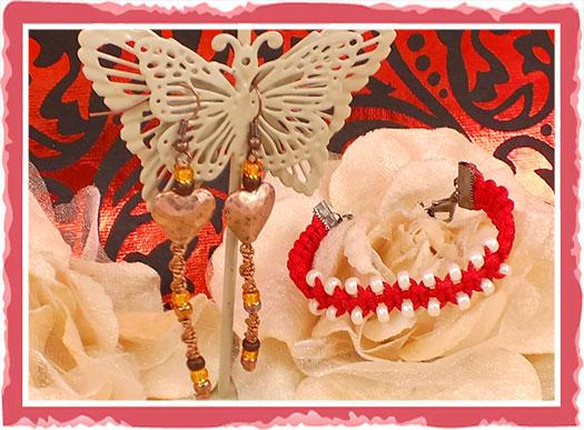 Chinese Cord Jewellery