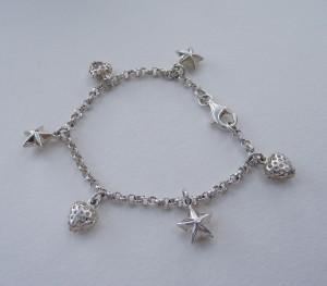 How to make a charm bracelet | jewellery making | The Bead Shop