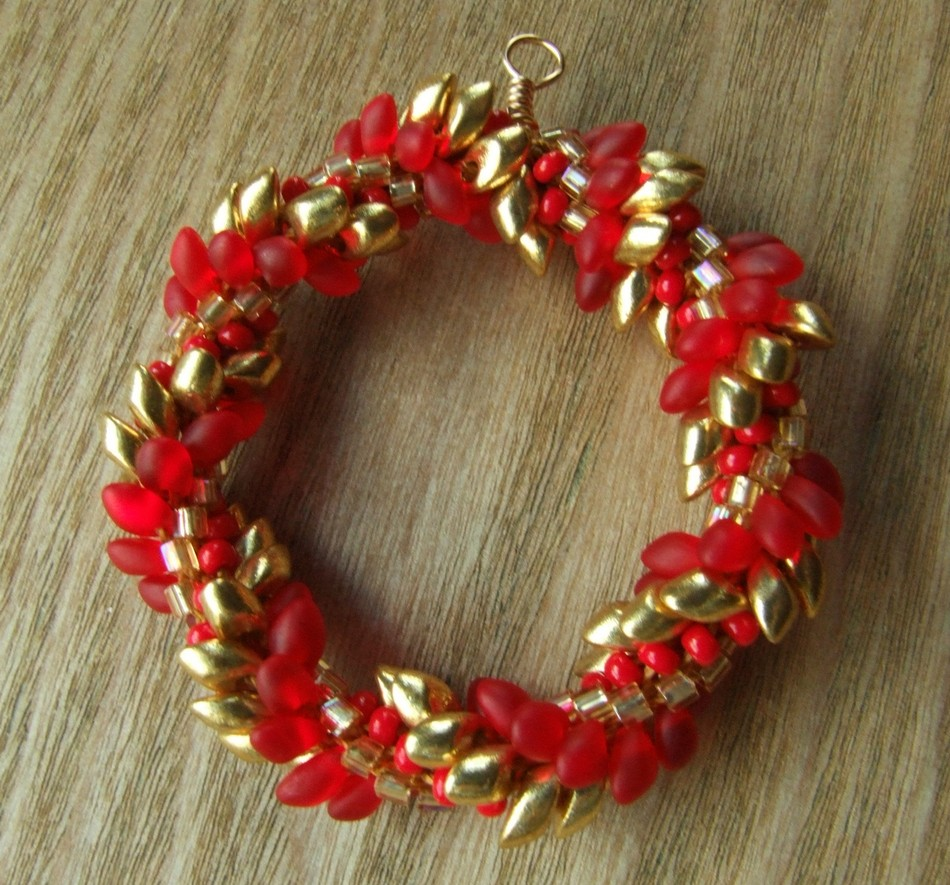 bead natural beads red coral craft ancient zoom gold il listing necklace fullxfull