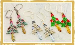 Christmas Handmade Earrings