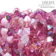 Swarovski Crystal Bicone Mixes
