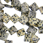 Semi Precious Various Shaped Beads