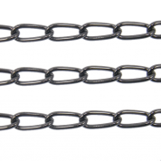 Black Plated Chain