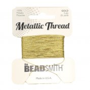 Beadsmith Metallic Thread
