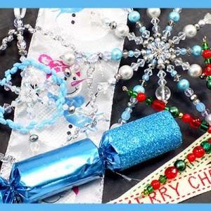 Glass Beads   DIY Christmas Decorations