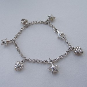 How to make a charm bracelet   jewellery making   The Bead Shop