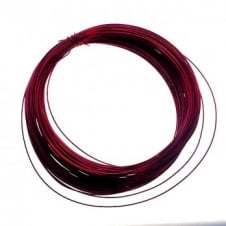 0.5mm (24ga) Craft Wire - Bright Violet - 15m