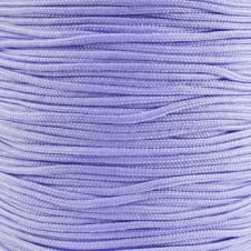 0.6mm Shamballa/Chinese Knotting Nylon Cord - Lilac - 5m