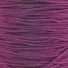 0.6mm Shamballa/Chinese Knotting Nylon Cord - Purple - 5m