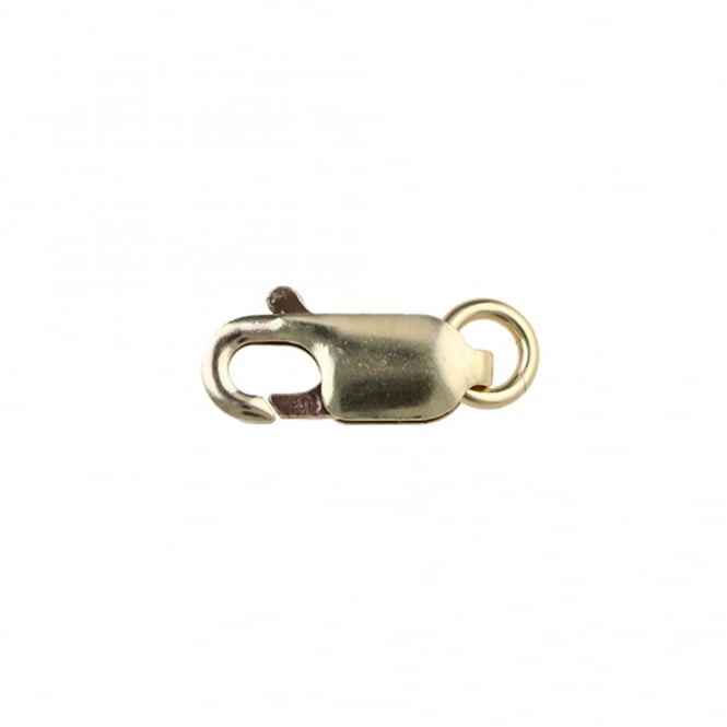 14k Gold Filled - 12mm Lobster Clasp (with ring) - 1pc