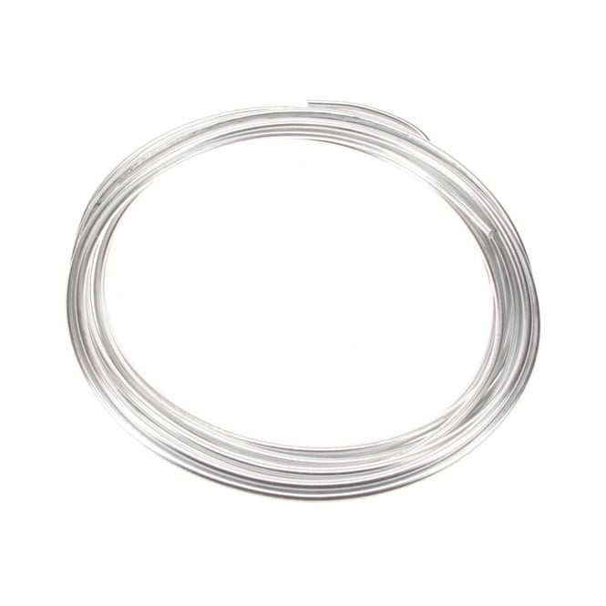 1mm Aluminium Craft Wire - Silver - 10m