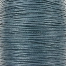 1mm Waxed Cotton Cord - Montana - 10m