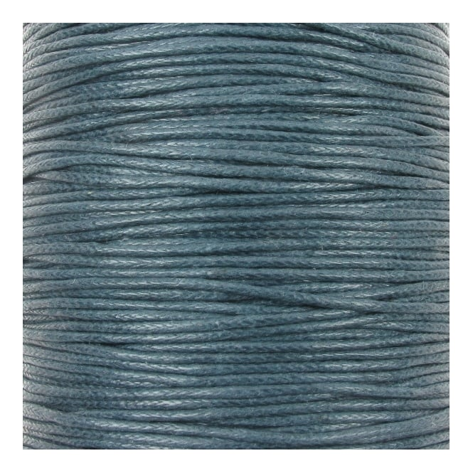 1mm Waxed Cotton Cord - Montana - 50m