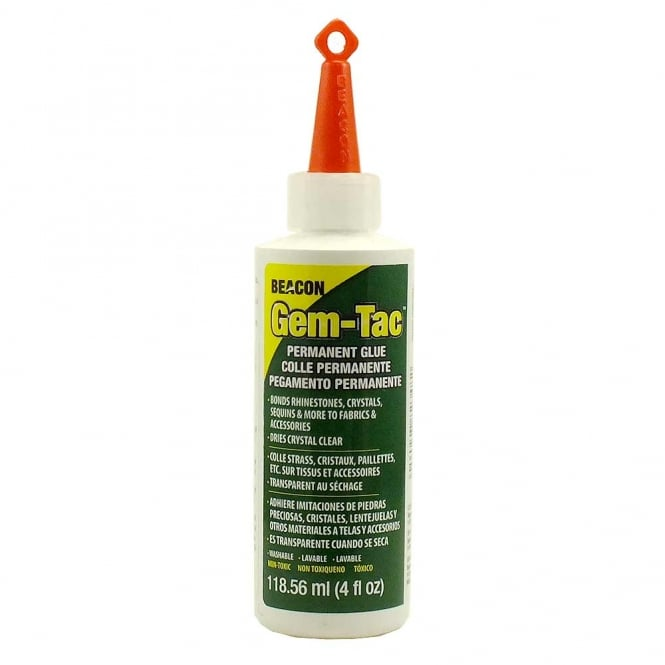 Beacon Adhesives - Gem-Tac - 118ml