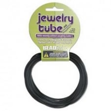 Beadsmith Jewellery Tube 2mm - Black - 4.5m (5yds)