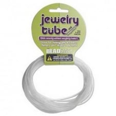 Beadsmith Jewellery Tube 2mm - Clear - 4.5m (5yds)