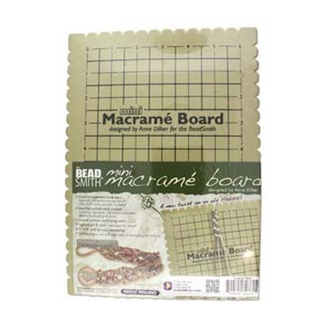 Macrame Mini Board 8.5 x 12 Inches