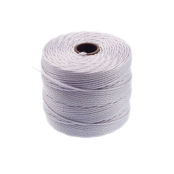 Superlon Bead Cord Tex210 (Extra Heavy #18) - Lavender - 70m