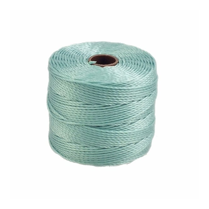 Superlon Bead Cord Tex210 (Extra Heavy #18) - Turquoise - 70m