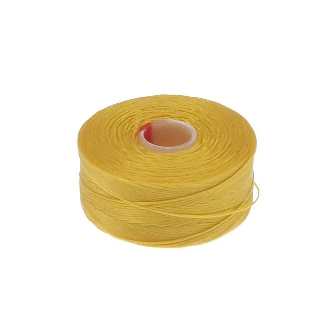 Superlon (S-Lon) Tex45 Size D - Golden Yellow - 70m