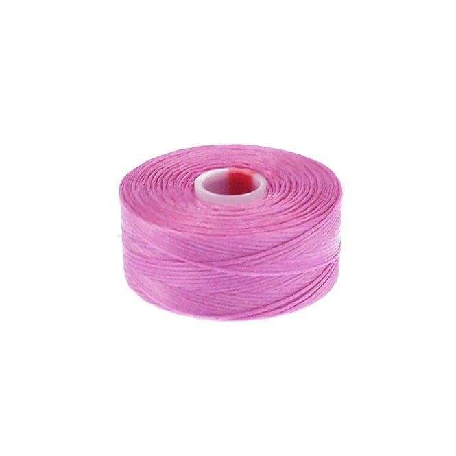 Superlon (S-Lon) Tex45 Size D - Light Orchid - 70m