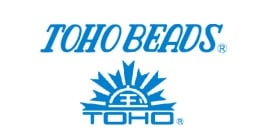 Toho Seed Beads 6/0 - Inside Colour Crystal/Rose Gold Lined - 10g