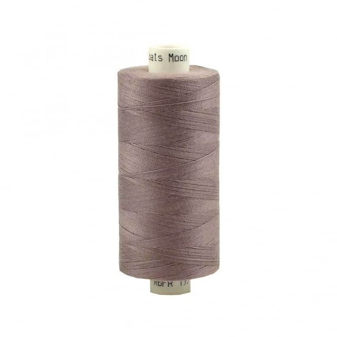 Coats Moon Spun Polyester Sewing Thread 1000 Yards - M021 - Soft Mauve