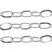 Silver Plated Chain