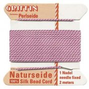 Griffin Silk Bead Cord - No 2 (0.45mm)