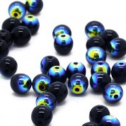 Czech Pressed Glass Beads (Druk Beads)