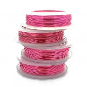 Craft Wire Non-Tarnish - Baby Pink
