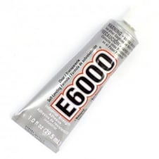 Industrial Strength E6000 Clear Glue - 29.5ml/1oz - Includes Nozzle