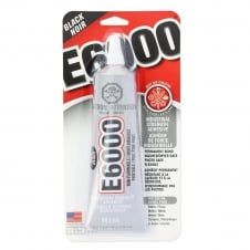 Industrial Strength E6000 Glue - 60ml - Black
