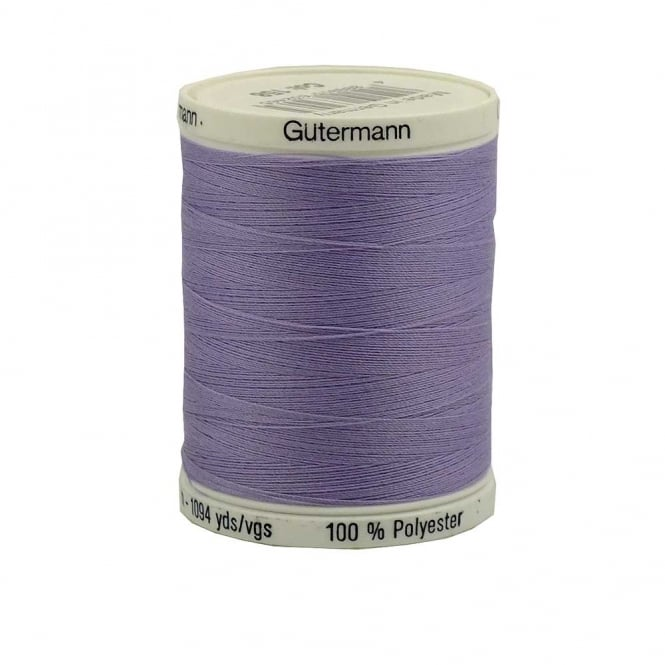 Gutermann Sew All Polyester Thread 1000m - Colour 158 - Lilac