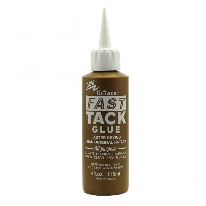 Hi-Tack Fast Tack Glue All Purpose - 115ml