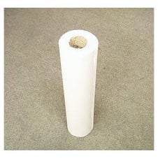 Iron On/ Fusible Interfacing Medium Weight - White - 1m