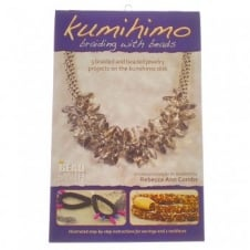 Kumihimo: Braiding with Beads by Rebecca Ann Combs