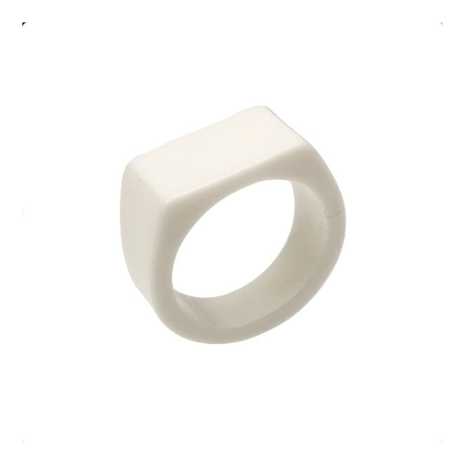 Medium Resin Ring Base - Size P 1/2 - 5pk