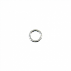 Sterling Silver - 3mm Closed Jump Rings