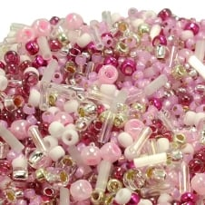 Toho Seed Beads Mix - Cherry Mix (Sakura) - 10g