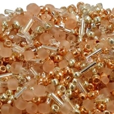 Toho Seed Beads Mix - Rose Mix (Bara) - 10g