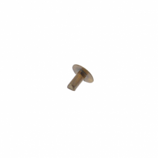 Vintaj Natural Brass - 3mm Nail Head Rivet