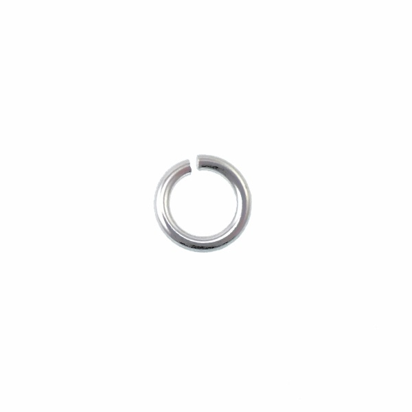 wholesale sterling silver 5mm jump rings 0 8mm dia