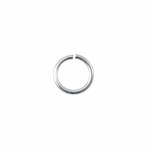 wholesale sterling silver 7mm jump ring 0 6mm dia